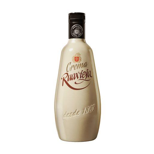 RUAVIEJA crema de orujo botella 70 cl