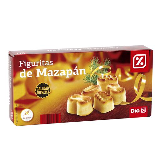DIA figuritas de mazapán caja 200 gr