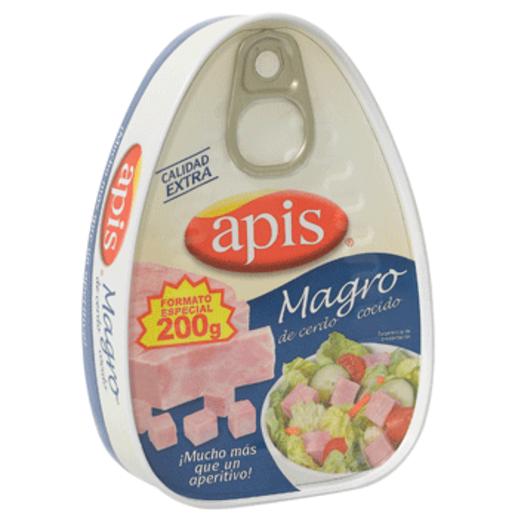 APIS magro de cerdo lata 220 gr