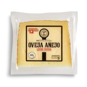 DIA EL CENCERRO queso de oveja añejo con leche cruda cuña 300 gr
