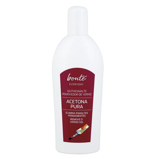 BONTE quitaesmalte acetona pura bote 200 ml