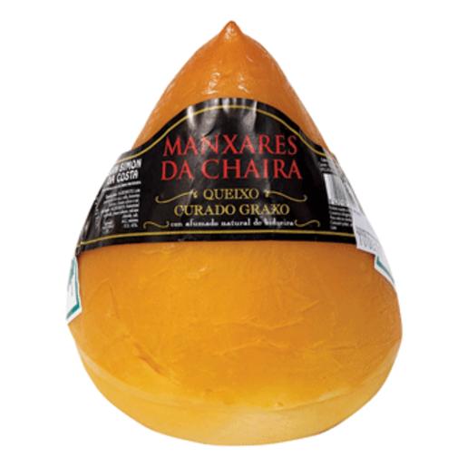 SAN SIMON DA COSTA queso de tetilla ahumado D.O.P pieza 1 kg