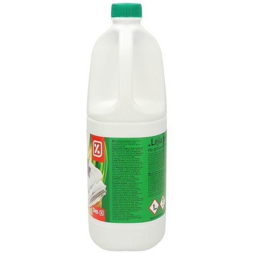 DIA lejía ropa perfumada botella 2 lt