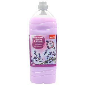 DIA suavizante concentrado con microcápsulas violetas de oriente botella 80 lv