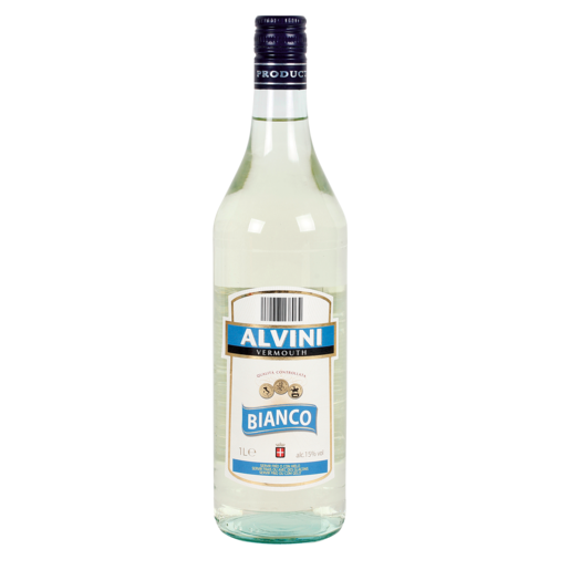 ALVINI vermouth blanco aperitivo botella 1 lt