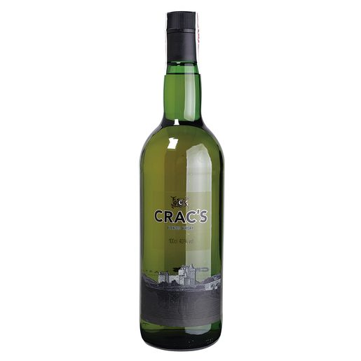 CRA`CS BLENDED whisky botella 1 lt