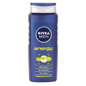 NIVEA Men gel de ducha energy bote 500 ml