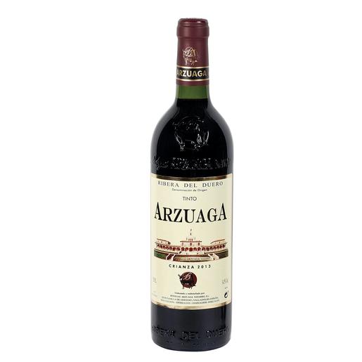 ARZUAGA vino tinto Do Ribera del Duero botella 75 cl