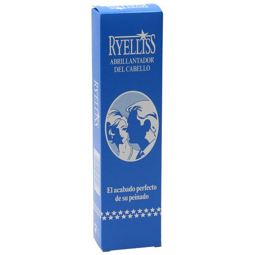 RYELLISS abrillantador del cabello tubo 75 ml