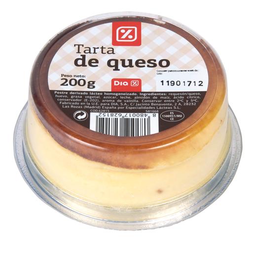 DIA tarta de queso envase 200g