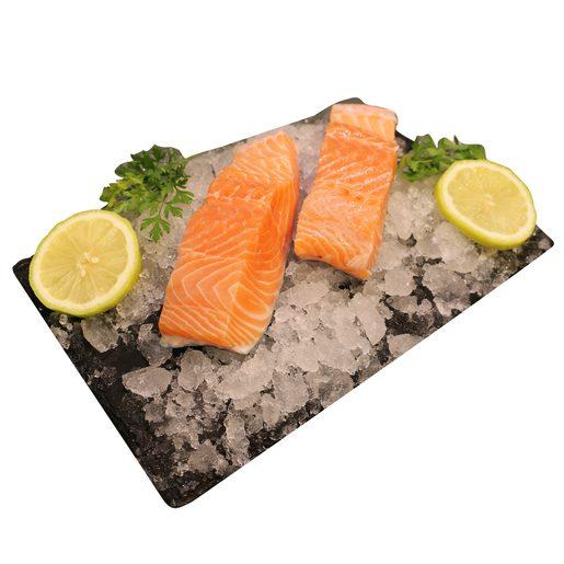 Lomo de salmón unidad (peso aprox. 300 gr)