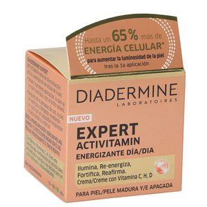 DIADERMINE Expert activitamin crema de día energizante tarro 50 ml