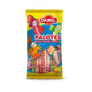 DAMEL caramelo blando palote bolsa 144 gr