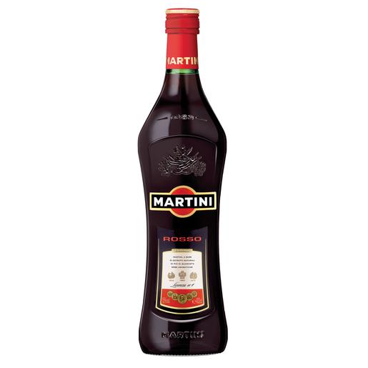 MARTINI vermouth rojo botella 1 lt