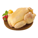 Pollo de antaño limpio unidad (peso aprox. 1.9 Kg)