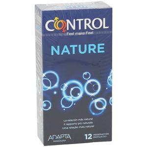 CONTROL preservativos nature caja 12 uds