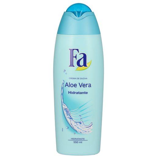 FA gel de ducha aloe vera bote 550 ml