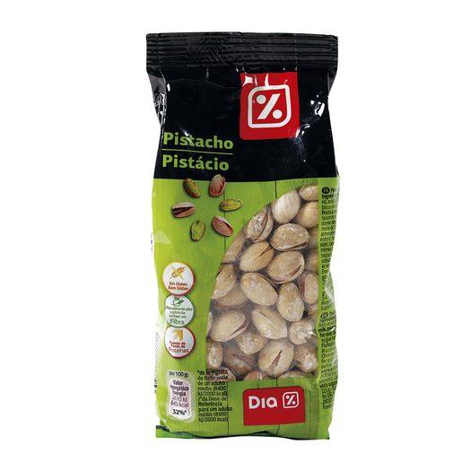 DIA pistachos tostad.c/s bolsa 200GR