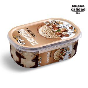 DIA TEMPTATION helado sabor nocciola barqueta 525 gr