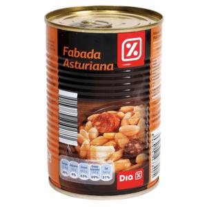 DIA fabada asturiana lata 435 gr