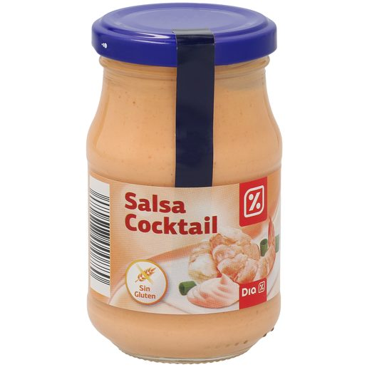 DIA salsa cocktail frasco 225 gr