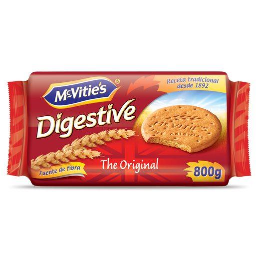 MC VITIÉS galleta digestive caja 800 grs