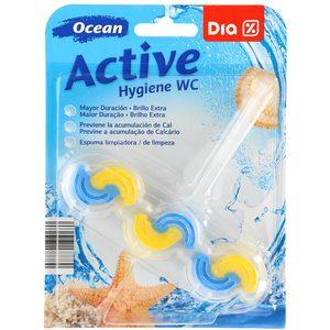 DIA bloc wc océano activo blíster 1 ud