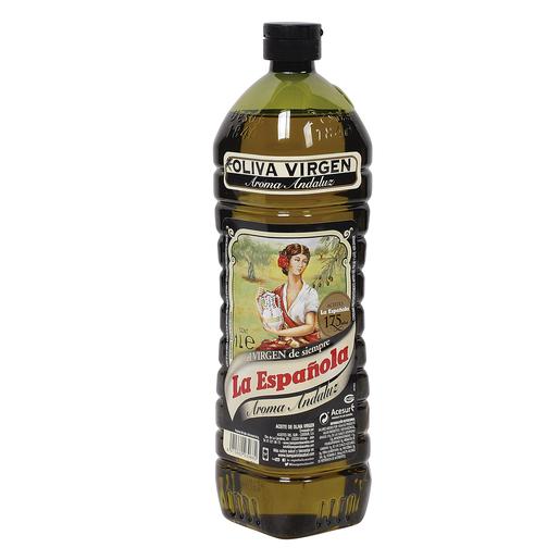 LA ESPAÑOLA aceite de oliva virgen botella 1 lt