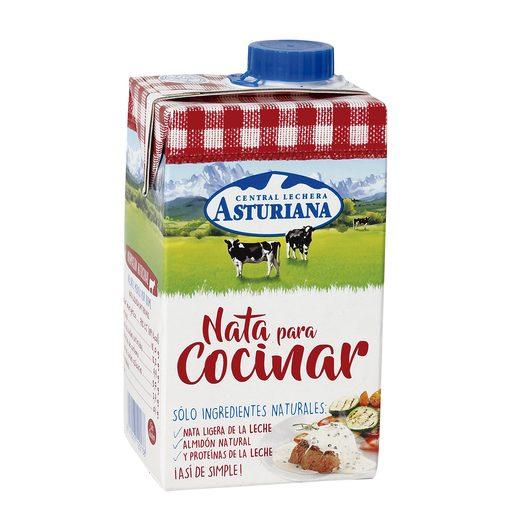ASTURIANA nata para cocinar envase 500 ml