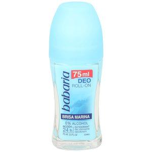 BABARIA desodorante brisa marina roll on 75 ml