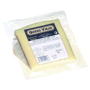 FUENTE LOS ANGELES queso mezcla viejo cuña 300 gr