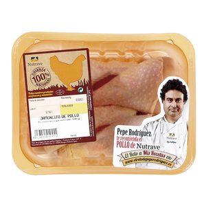 Jamoncitos de pollo bandeja 500 gr