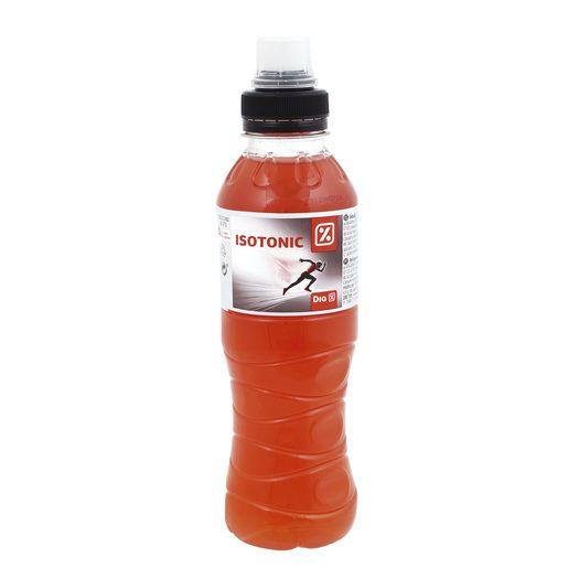 DIA bebida refrescante aromatizada rojo botella 50 cl