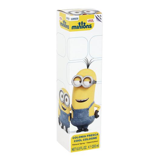 MINIONS colonia fresca spray 200 ml