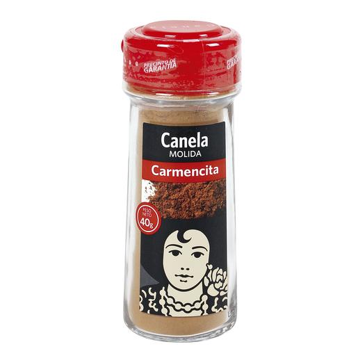 CARMENCITA canela molida frasco 40 gr