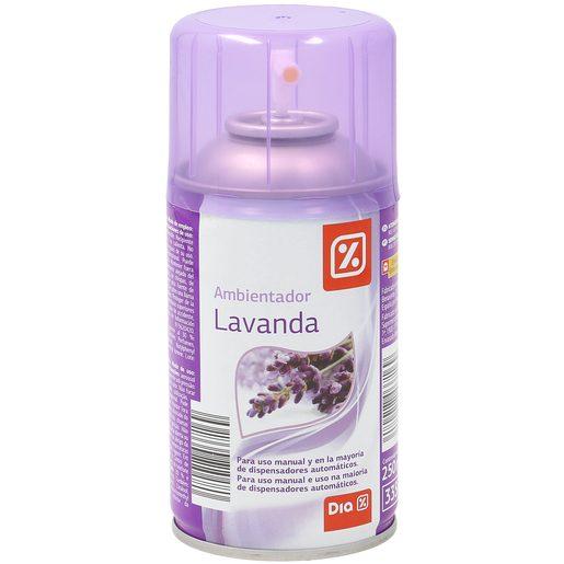 DIA ambientador automático aroma lavanda recambio 250 ml