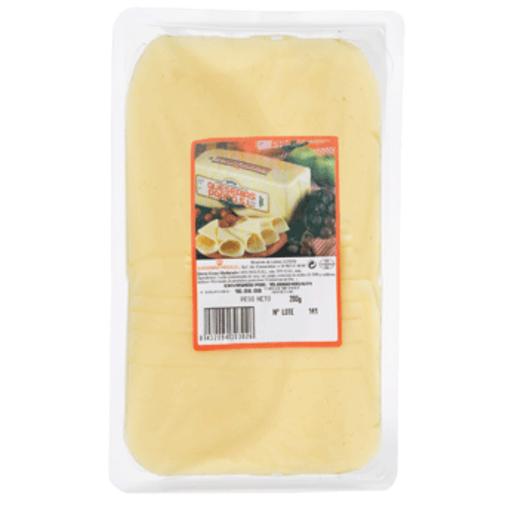 PRADO queso barra natural lonchas envase 180 g