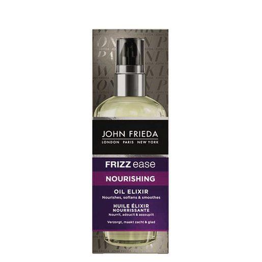 FRIZZ EASE aceite elixir argán nutre/bloquea el encrespamiento spray 100 ml