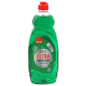 DIA lavavajillas mano super concentrado botella 750 ml