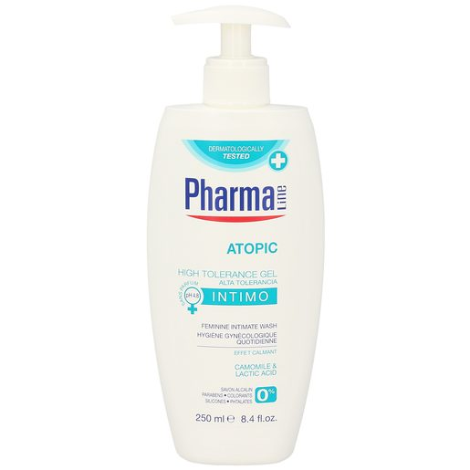 PHARMALINE gel íntimo dosificador 250 ml