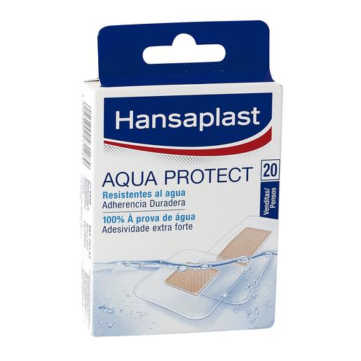HANSAPLAST Aqua protect apósitos caja 20 uds