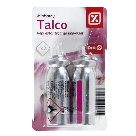 DIA ambientador aroma talco spray 12 ml
