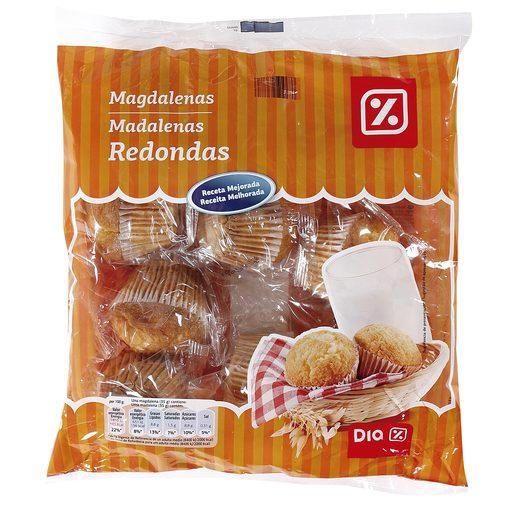 DIA magdalena redonda bolsa 350 gr