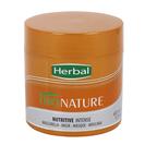 HERBAL Bio natural mascarilla hidratante nutrición intensiva tarro 300 ml