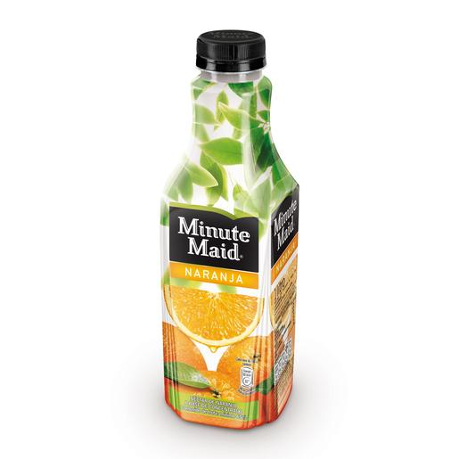 MINUTE MAID néctar de naranja botella 1 lt