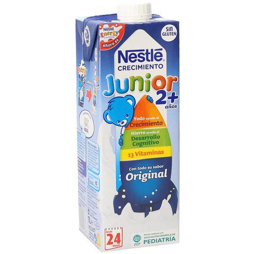 NESTLE Energy leche crecimiento original +2 años envase 1 lt