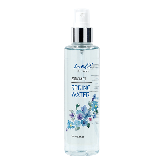 BONTE spray corporal spring water afrutada-fresca spray 200 ml