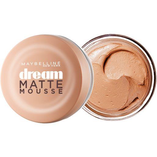 MAYBELLINE Dream Mat Mousse base de maquillaje 30 Sand