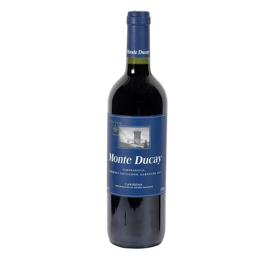MONTE DUCAY vino tinto botella 75 cl