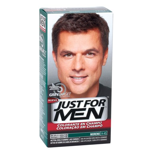 JUST FOR MEN tinte para hombre Moreno caja 1 ud